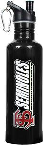 NCAA Florida State Seminoles Black Water Bottle