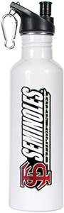 NCAA Florida State Seminoles White Water Bottle