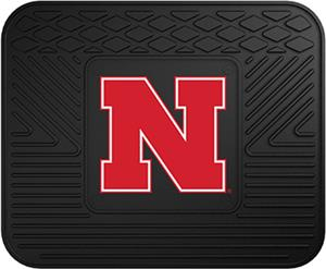 Fan Mats University of Nebraska Utility Mats
