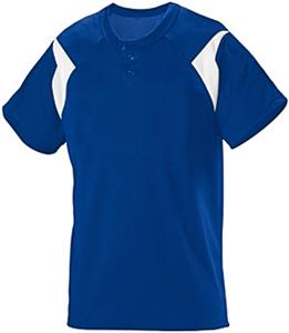Teamwork Pickoff Two-Button Baseball Jersey