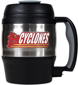 NCAA Iowa State Cyclones 52oz Macho Travel Mug