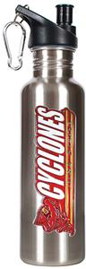 NCAA Iowa State Cyclones Stainless Water Bottle