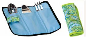 Picnic Plus Serving Wrap Utensil Holder