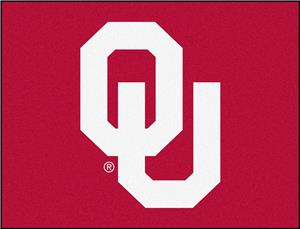 Fan Mats University of Oklahoma All Star Mat