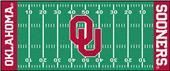 Fan Mats University of Oklahoma Football Runner