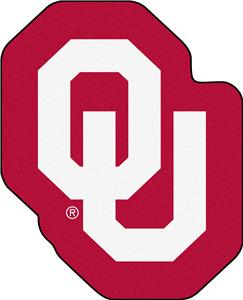 Fan Mats University of Oklahoma Mascot Mat