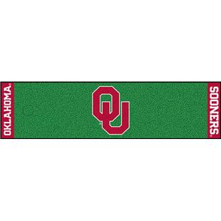 Fan Mats University of Oklahoma Putting Green Mat