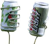 Picnic Plus Beverage Can Handy Holder (Set of 2)