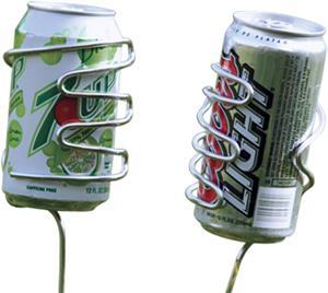Picnic Plus Beverage Can Handy Holder (Set of 2)