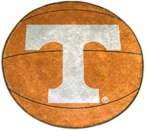 Fan Mats University of Tennessee Basketball Mat