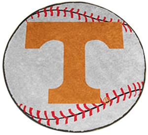Fan Mats University of Tennessee Baseball Mat