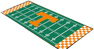 Fan Mats University of Tenneessee Football Runner