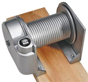 Gared Manual Winch for Basketball Backstops