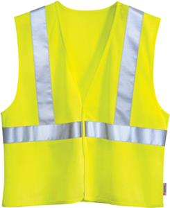 TRI MOUNTAIN Zone Polyester Mesh Safety Vest