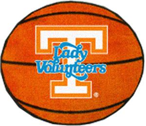 Fan Mats Tennessee Lady Vols Basketball Mat