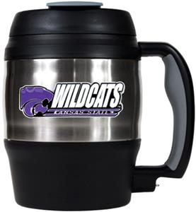 NCAA Kansas State Wildcats 52oz Macho Travel Mug