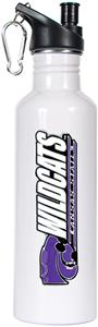 NCAA Kansas State Wildcats White Water Bottle