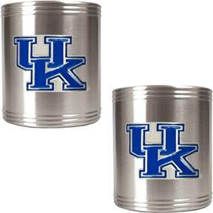 NCAA Kentucky Wildcats Stainless Steel Can Holders