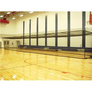 Gared 10'H x 12'W x 70'L Multi-Sport Cages