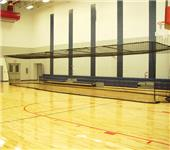 Gared 10'H x 12'W x 55'L Multi-Sport Cages