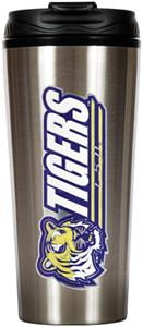 NCAA LSU Tigers 16oz Travel Tumbler