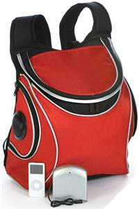 Picnic Plus Cooladio Speaker Backpack Cooler