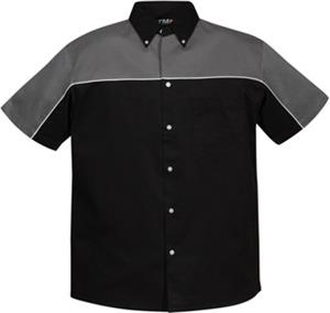 Downshifter Short Sleeve Twill Racewear Shirt