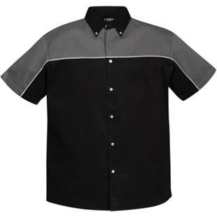 Downshifter Short Sleeve Twill Racewear Shirt