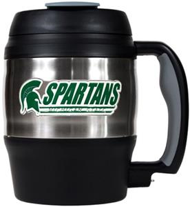 NCAA Michigan State Spartans 52oz Macho Travel Mug