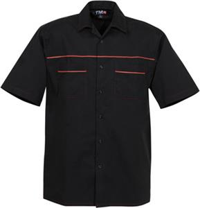 TRI MOUNTAIN Circuit Short Sleeve Twill Camp Shirt