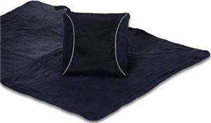Picnic Plus Soft Quilted Fleece Blanket Cushion