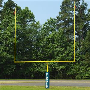Yellow Powder Coating for GP1 Football Goal Posts