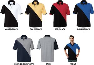 TRI MOUNTAIN Specter Pique Golf Shirt