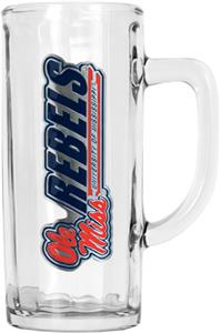 NCAA Mississippi Rebels 22oz Optic Tankard