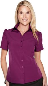 Lilac Bloom Women's Lily Woven Dress Shirt