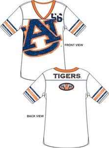 Emerson Street Auburn University Jersey Tunic