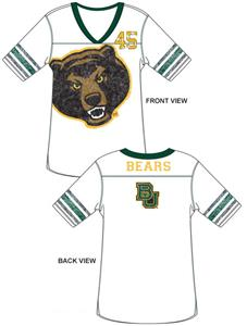 Emerson Street Baylor University Jersey Tunic