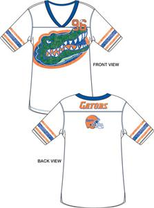 Emerson Street Florida Gators Jersey Tunic
