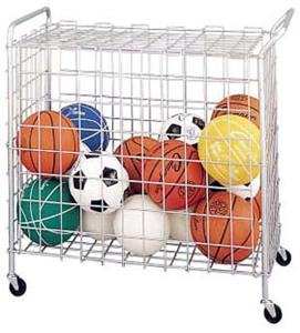 Champion Sports Portable Ball Lockers