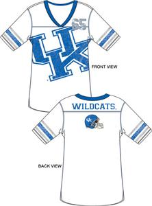 Emerson Street Kentucky Wildcats Jersey Tunic