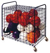 Champion Full Size Lockable Ball Storage Locker