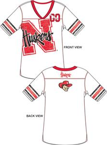 Emerson Street Nebraska Cornhuskers Jersey Tunic