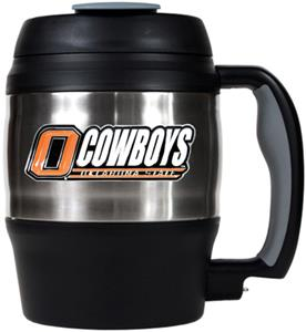 NCAA Oklahoma State Cowboys 52oz Macho Travel Mug