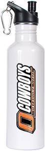 NCAA Oklahoma State Cowboys White Water Bottle