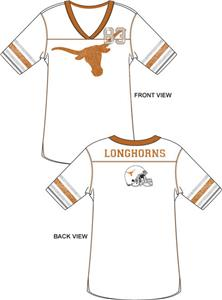 Emerson Street Texas Longhorns Jersey Tunic