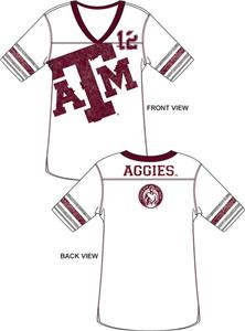 Emerson Street Texas A&M Aggies Jersey Tunic