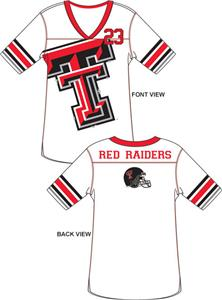 Emerson Street Texas Tech Jersey Tunic