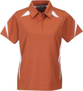 TRI MOUNTAIN Lady Lightning Birdseye Mesh Polo