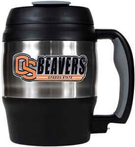 NCAA Oregon State Beavers 52oz Macho Travel Mug