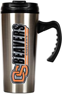 NCAA Oregon State Beavers 16oz Travel Mug